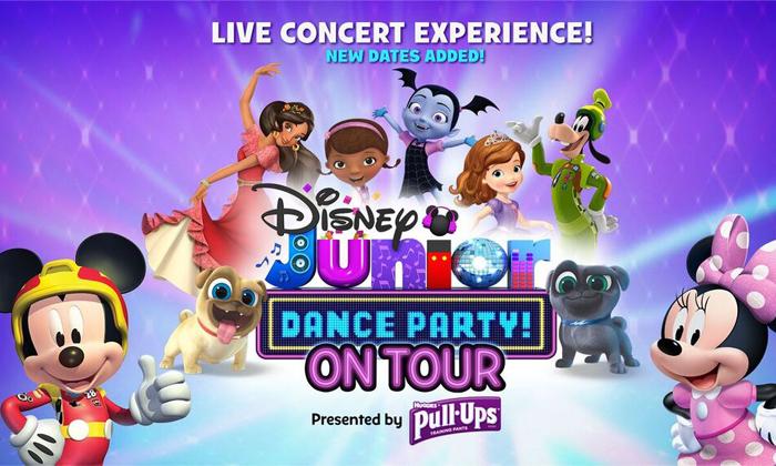 Disney junior dance party on tour dcf concerts dcf concerts disney junior dance party on tour m4hsunfo