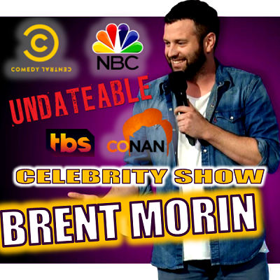 Brent Morin (Celebrity Show) 2019