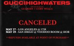 Image for CANCELLED Lund & guccihighwaters