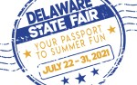 Image for  ADULT 5 DAY PASS- 2021 Delaware State Fair (Good July 22 - 31, 2021) ADULT (13 & Older)