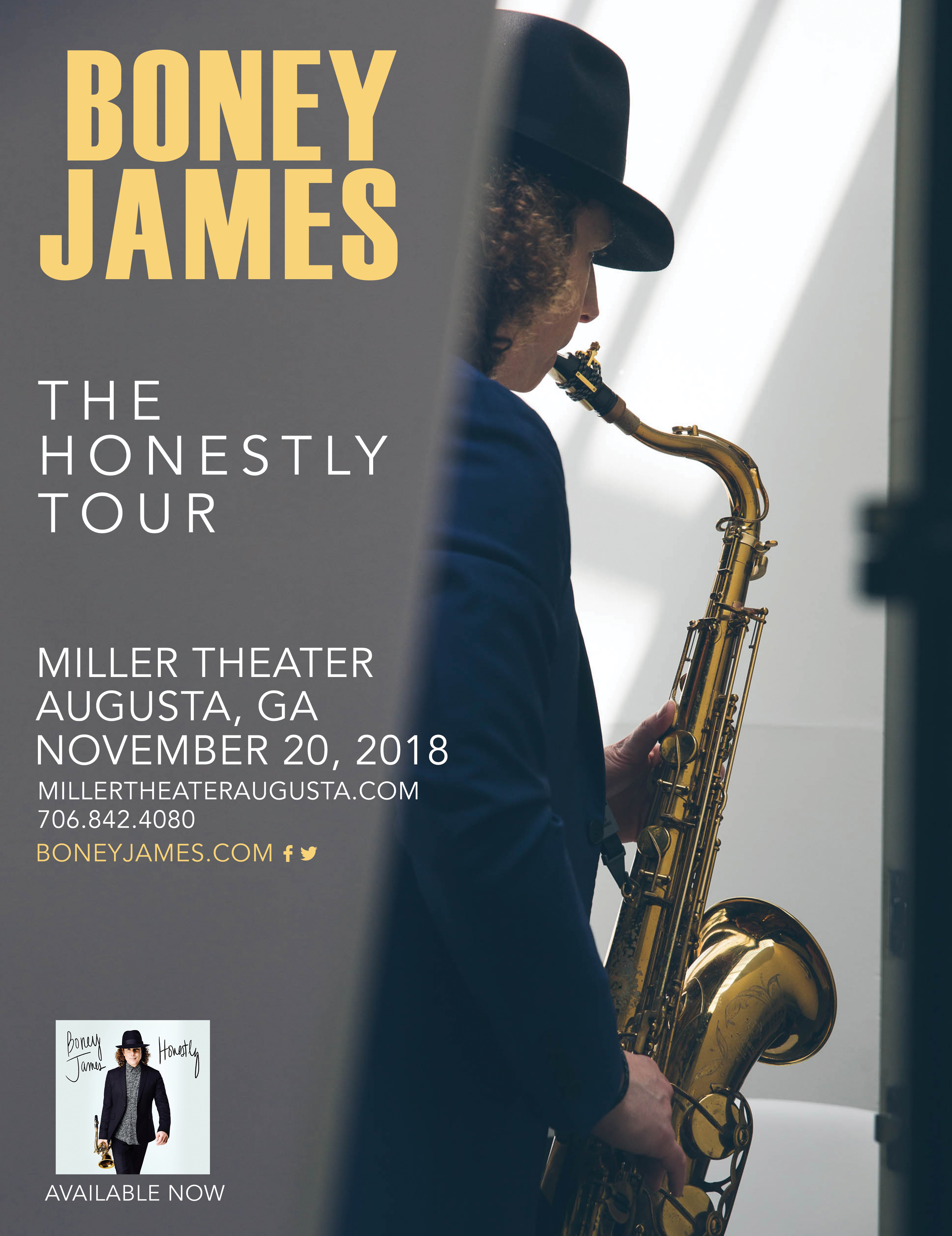 Miller Theater Augusta | Official Site | Tickets Now On Sale