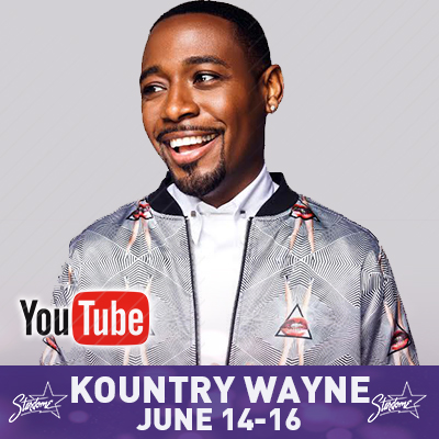 Kountry Wayne – Jun 14-16