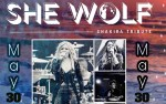 Image for She Wolf: A Tribute to Shakira w/ Clarissa Serna