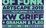 Image for 4 Hours Of Funk with K.W Griff, with Graham + DJ Fleg