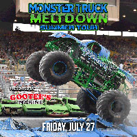 Image for MONSTER TRUCK MELTDOWN