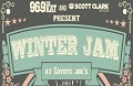 Image for 96.9 The Kat and Scott Clark Toyota present Winter Jam Benefiting Classroom Central