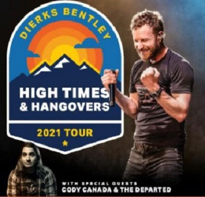Image for Dierks Bentley: High Times & Hangovers 2021