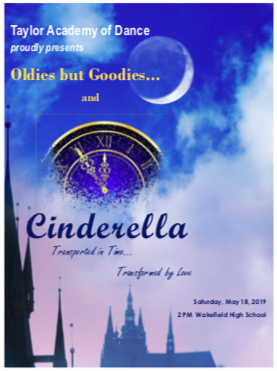 Image for Taylor Academy of Dance presents Oldies but Goodies and Cinderella