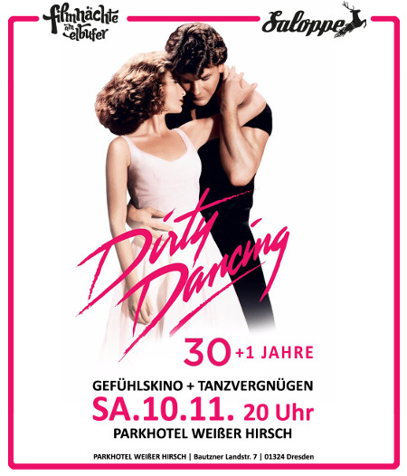 Image for DIRTY DANCING - DER KULTFILM, DIE TANZNACHT