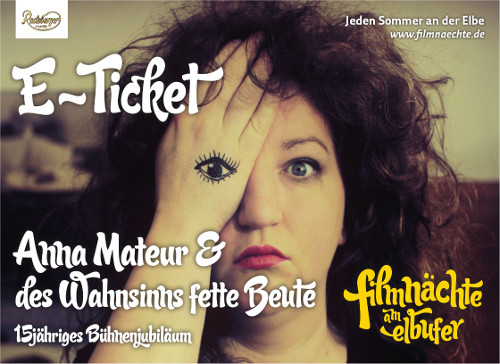 Image for ANNA MATEUR & DES WAHNSINNS FETTE BEUTE