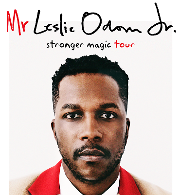 Image for LESLIE ODOM JR.