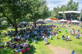 Image for McMenamins invites you to EDGEFIELD BREWFEST, 21 and over