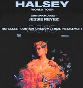 Image for HALSEY: hopeless fountain kingdom Tour