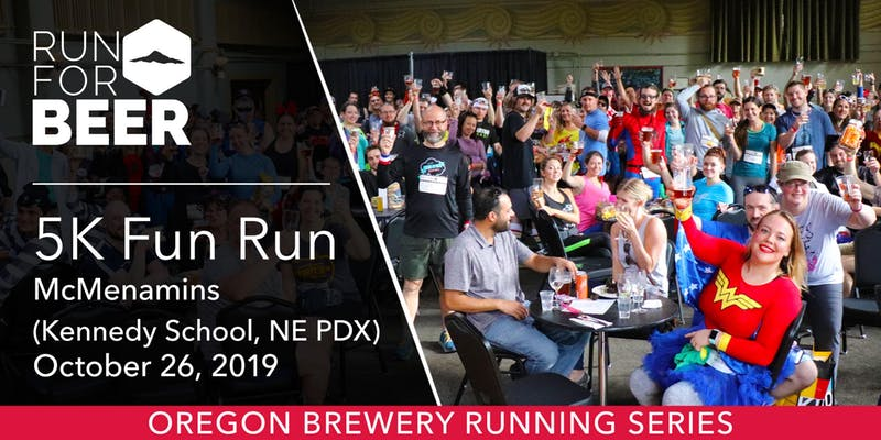 Image for Oregon Brewery Running Series Presents: Kennedy School 5K FUN RUN
