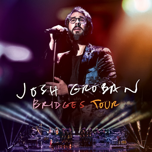 Image for An evening with JOSH GROBAN: Bridges Tour