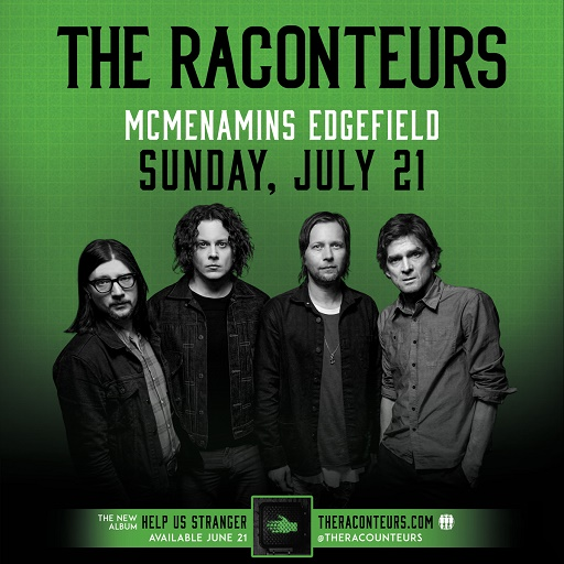Image for THE RACONTEURS