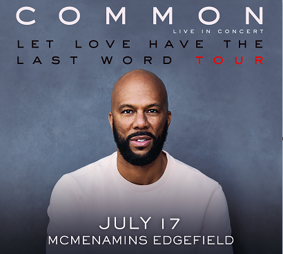 Image for COMMON - Let Love Tour - MOVED TO THE ROSELAND