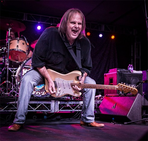 Image for An Evening with WALTER TROUT, 21 & over