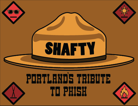 Image for SHAFTY- Portland's Tribute to Phish, All Ages