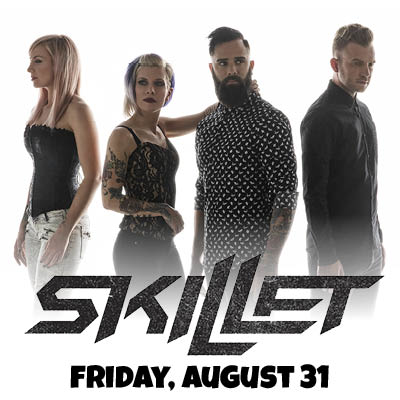 Image for SKILLET FRIDAY 8-31-18 AT THE EVERGREEN STATE FAIR