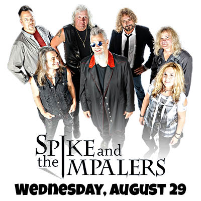 Image for SPIKE AND THE IMPALERS Wednesday 8-29-18 at the Evergreen State Fair