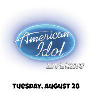 Image for AMERICAN IDOL: LIVE! 2018 Tuesday 8-28-18 at the Evergreen State Fair