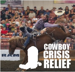 Image for RODEO Sunday -  Cowboy Crisis Relief 9-2-18 The Evergreen State Fair Arena