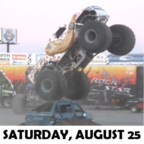 Image for SPEEDWAY CHEVROLET Monster Trucks Presented by CW11 - Monster Trucks and Vintage Modifieds