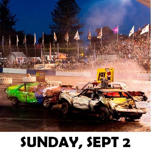 Image for RAIRDON'S DODGE OF MONROE Large Car Demo  & Fireworks