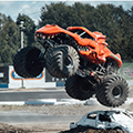 Image for SAT MONSTER TRUCKS Presented by Coastal Community Bank at the Evergreen State Fair Aug 28, 2021 @ 5:55pm
