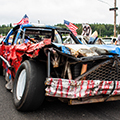 Image for SUNDAY DEMO DERBY Presented by Speedway Chevrolet at The Evergreen State Fair 9/5/2021 at 6pm