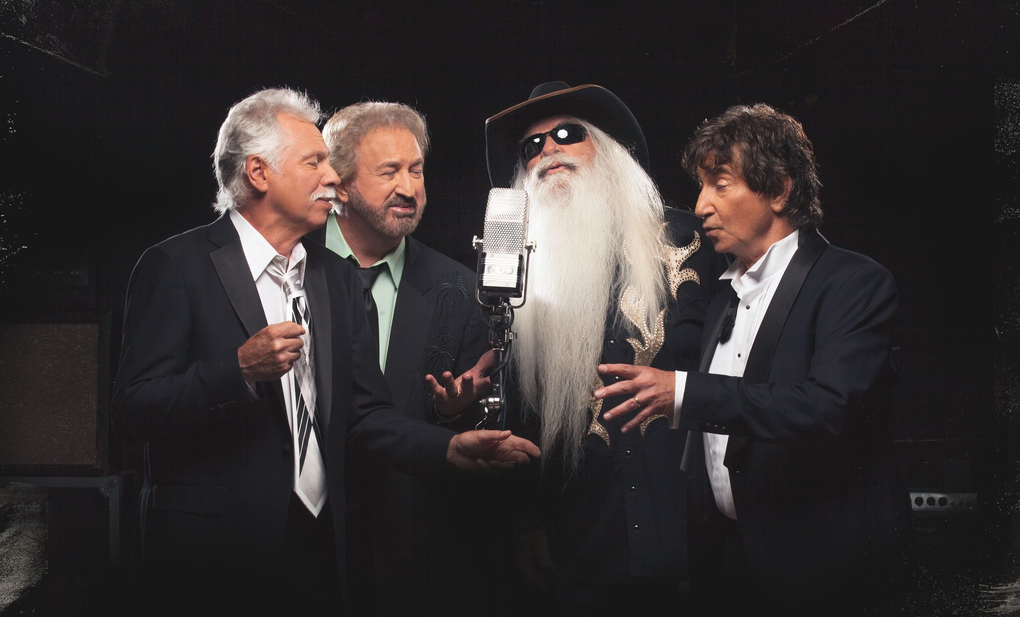 Image for THE OAK RIDGE BOYS