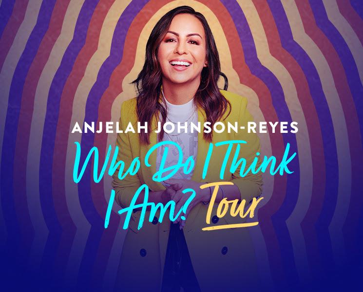 Image for ANJELAH JOHNSON:  MORE OF ME TOUR