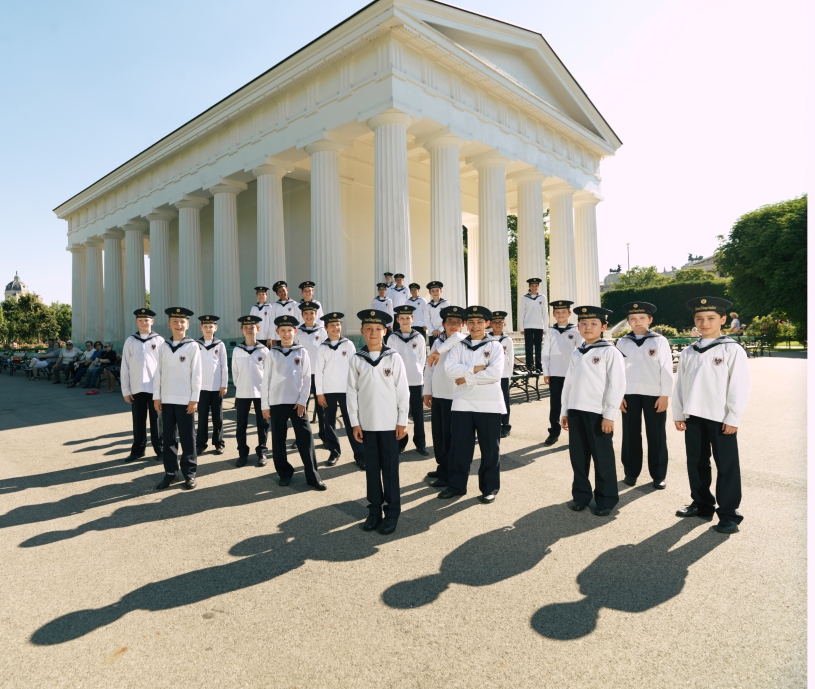Image for THE VIENNA BOYS CHOIR