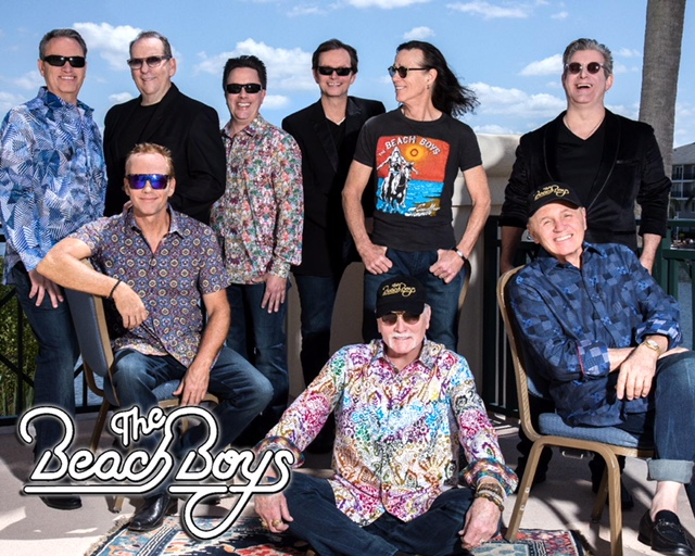 Image for THE BEACH BOYS with special guest JOHN STAMOS