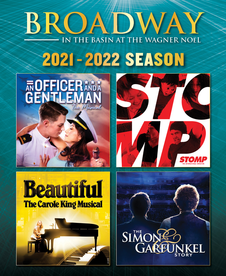 Image for 6 SHOW PACKAGE BROADWAY IN THE BASIN 2018-2019 SUBSCRIPTION