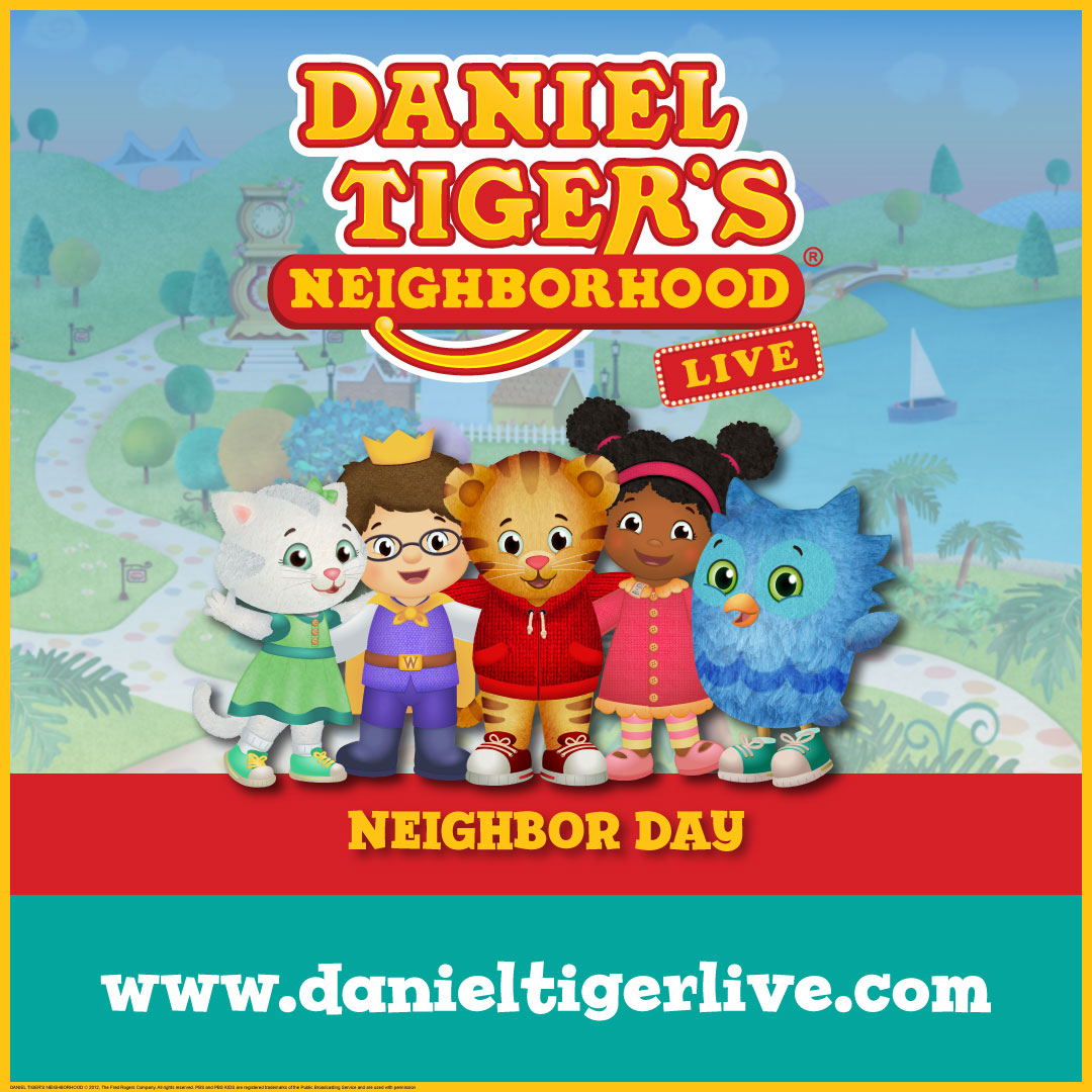 Image for DANIEL TIGER'S NEIGHBORHOOD