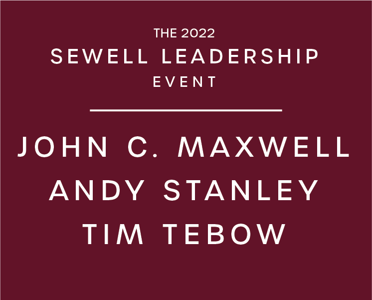 Image for SEWELL LEADERSHIP EVENT