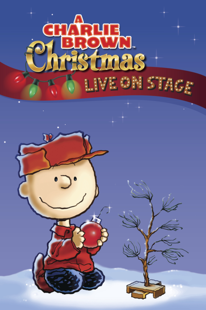 Image for A CHARLIE BROWN CHRISTMAS LIVE ON STAGE