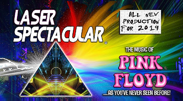 Image for LASER SPECTACULAR FEATURING THE MUSIC OF PINK FLOYD