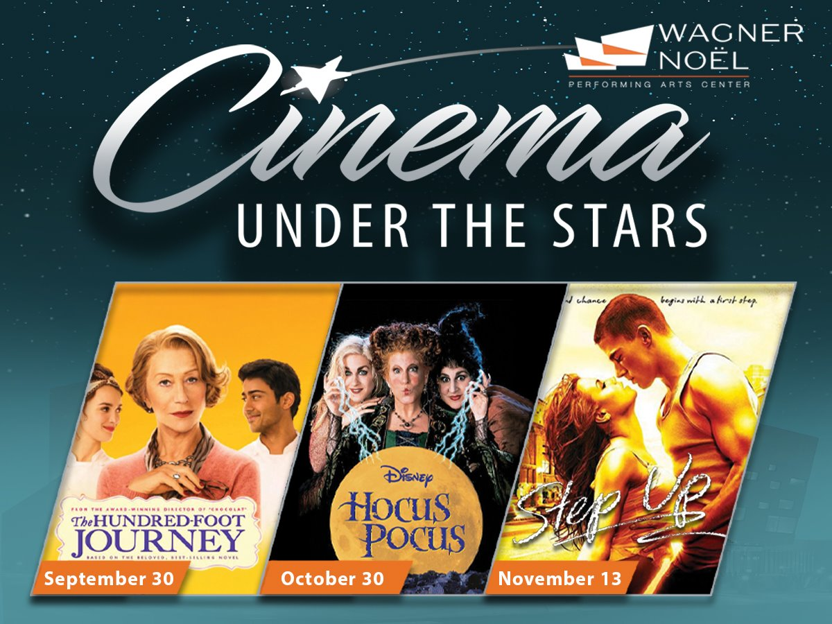 Image for CINEMA UNDER THE STARS:  AN AMERICAN TALE