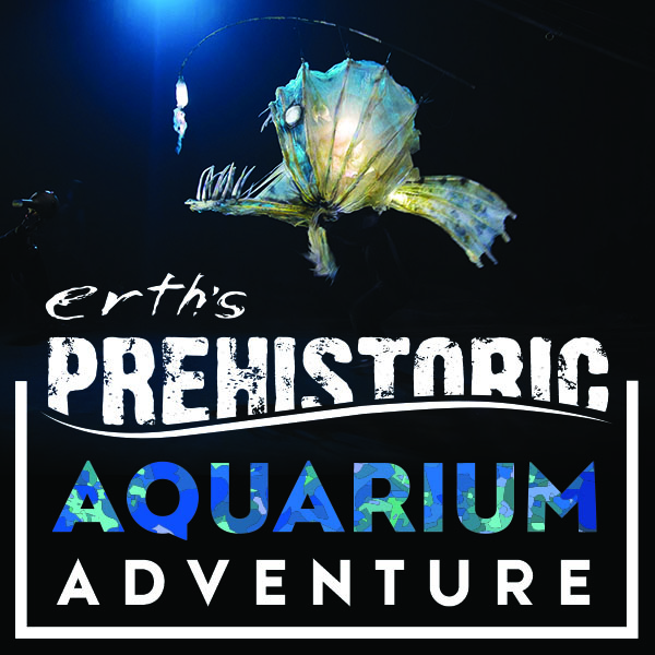 Image for ERTH'S PREHISTORIC AQUARIUM ADVENTURE