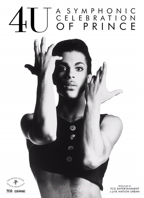 Image for 4U: A SYMPHONIC CELEBRATION OF PRINCE