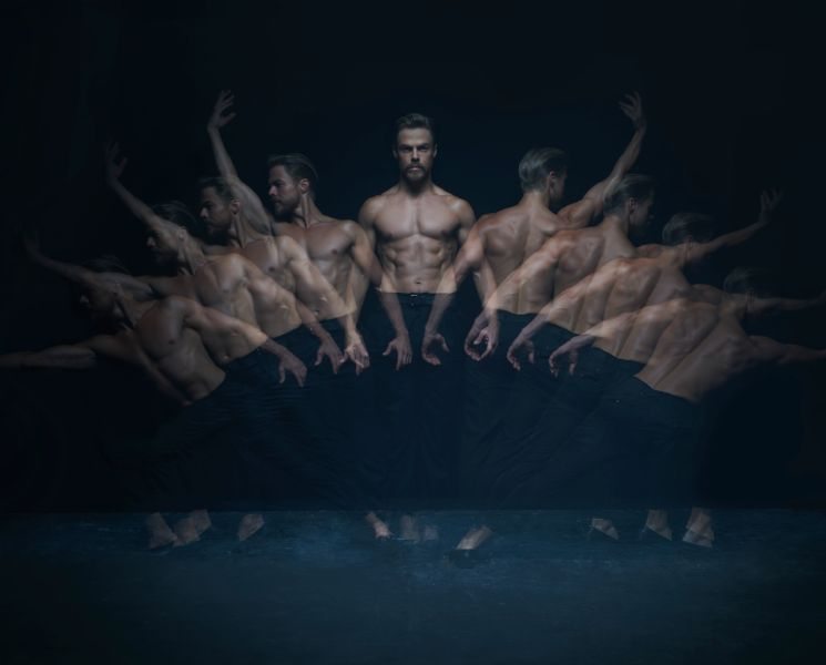 Image for DEREK HOUGH: LIVE! THE TOUR