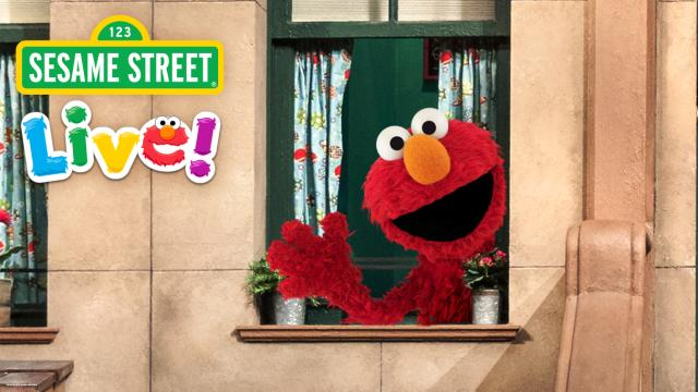 Image for SESAME STREET LIVE! LET'S PARTY! (SATURDAY 4:30PM)