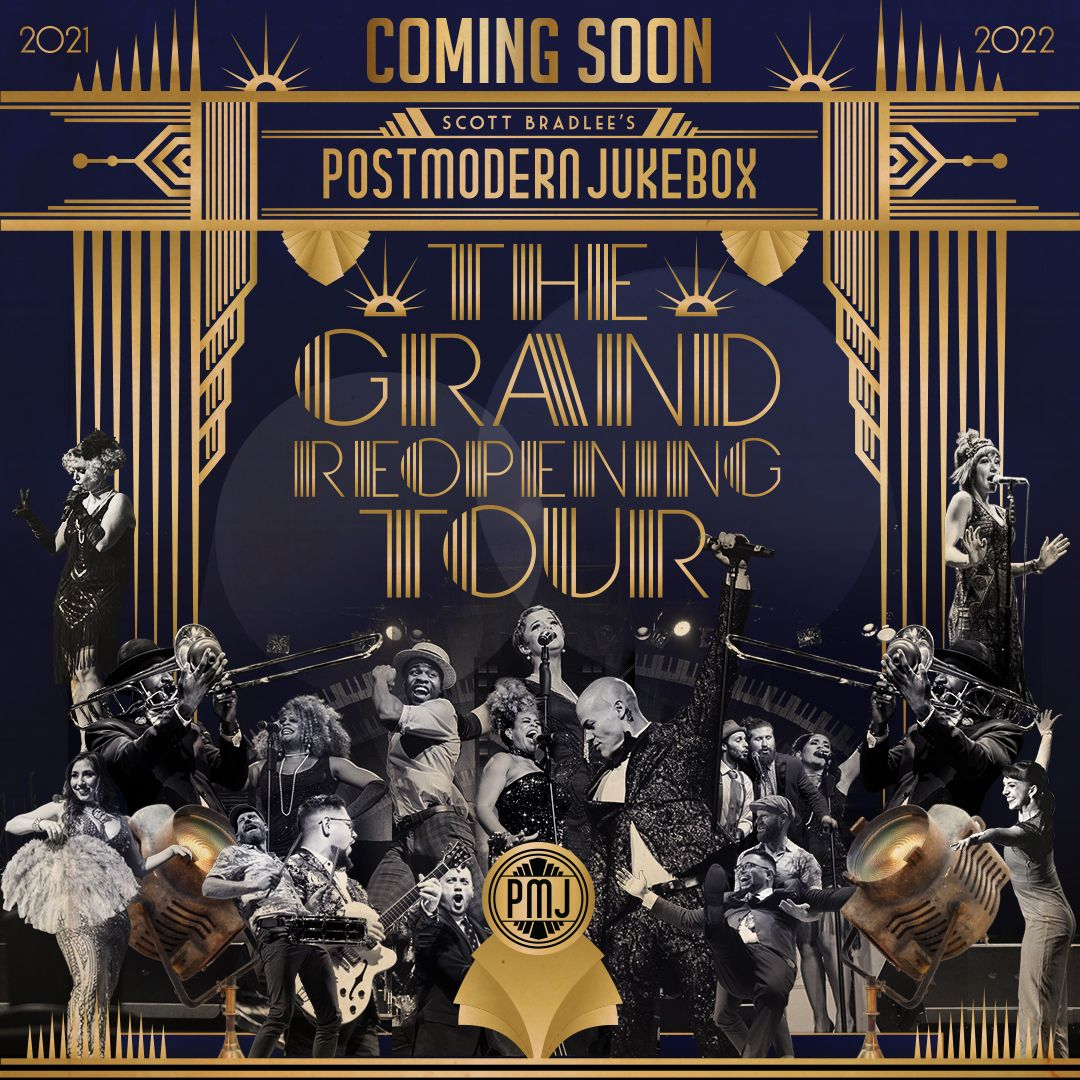 Image for SCOTT BRADLEE'S POSTMODERN JUKEBOX