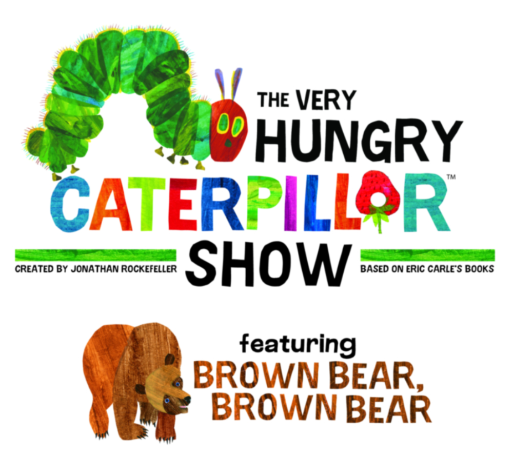 Image for THE VERY HUNGRY CATERPILLAR SHOW