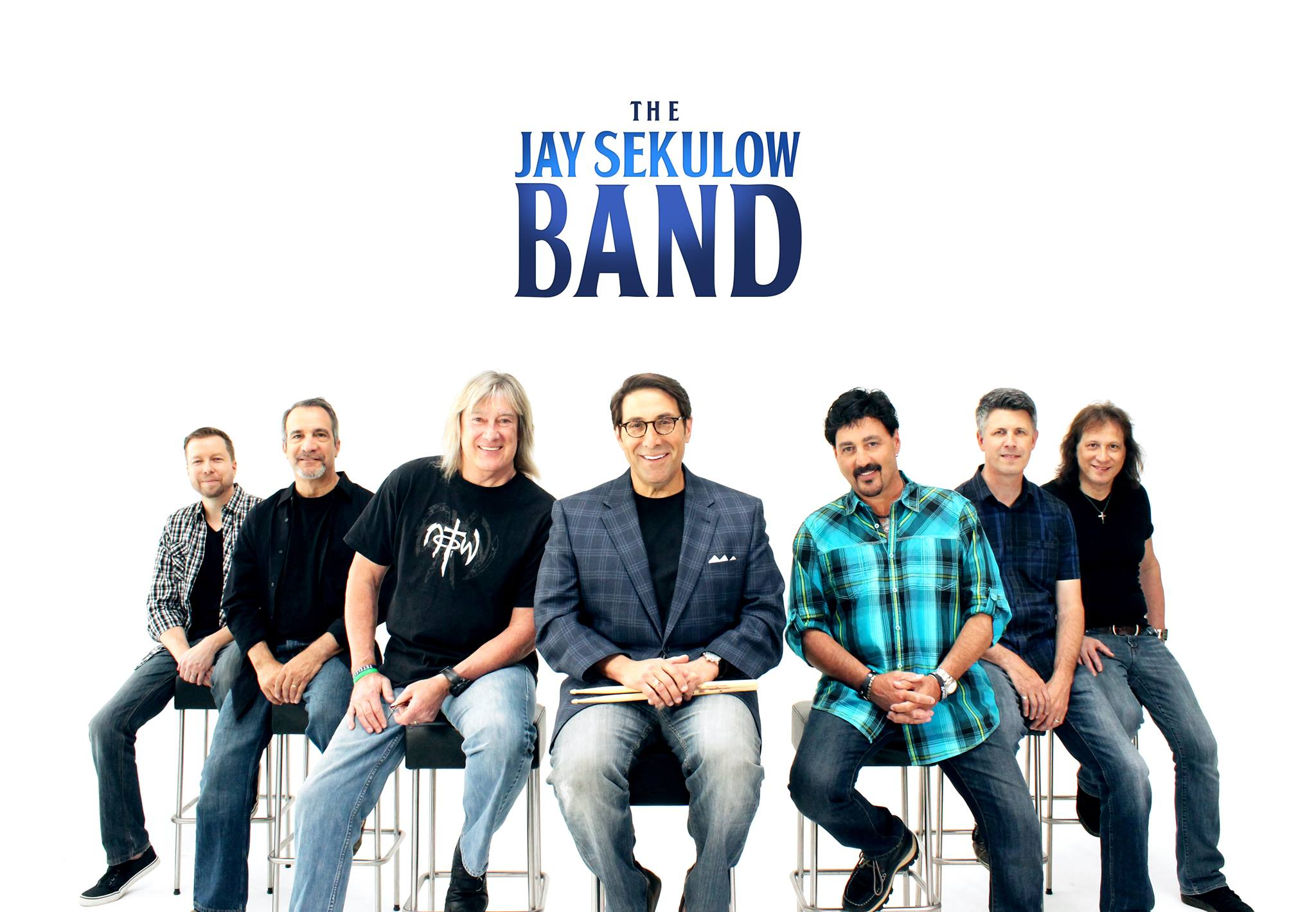 Image for JAY SEKULOW BAND