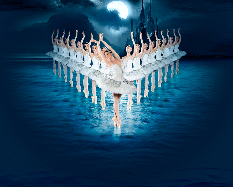 Image for CINDERELLA - RUSSIAN NATIONAL BALLET