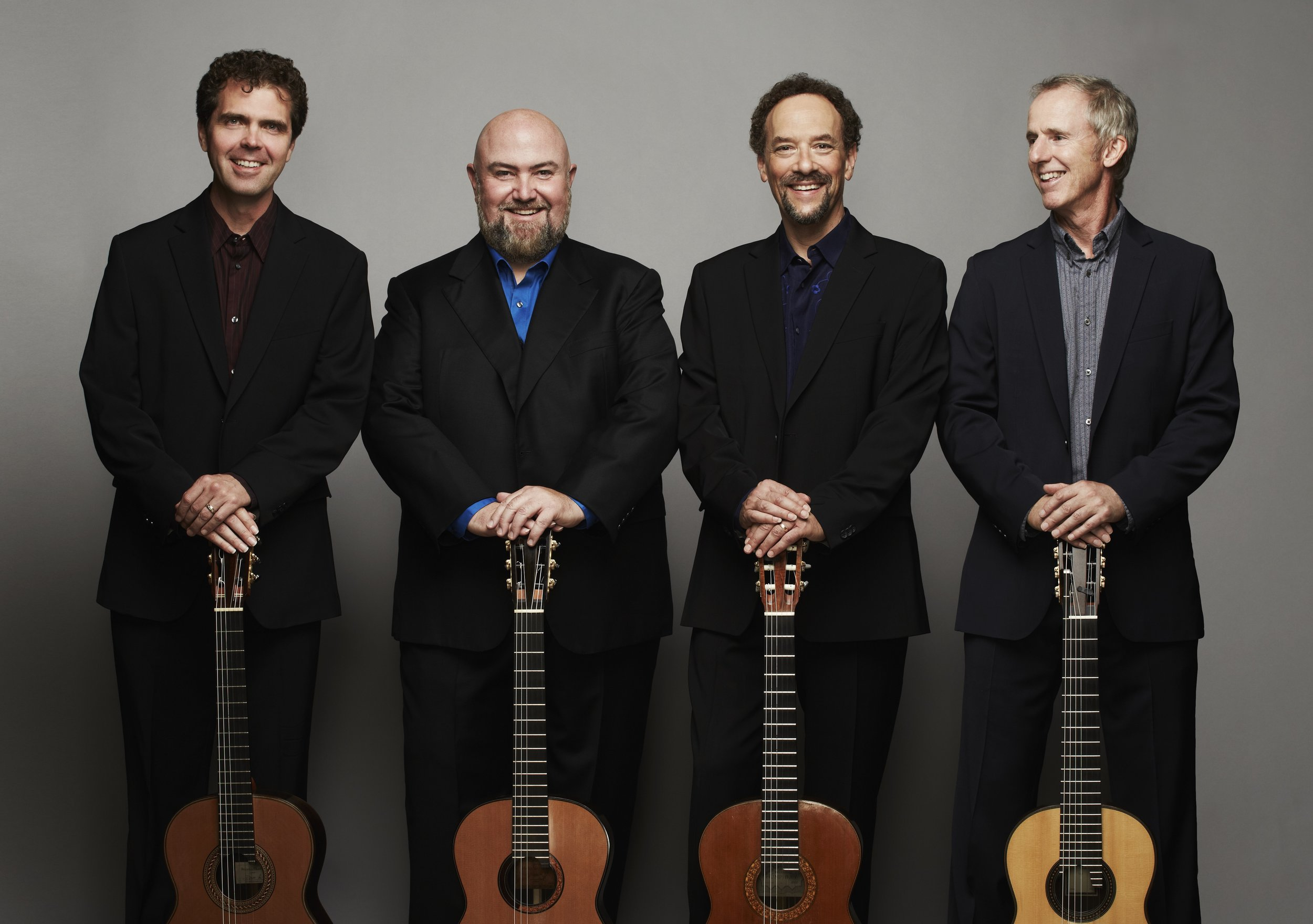 Image for LA GUITAR QUARTET